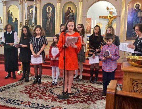 Greek School Three Hierarchs Presentation