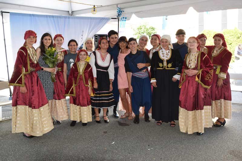 Newport Hellenic Dancers