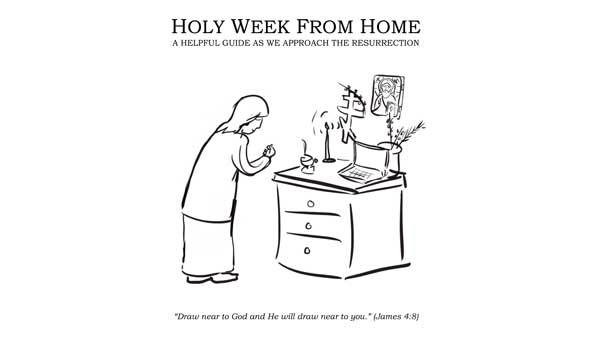Holy Week from Home