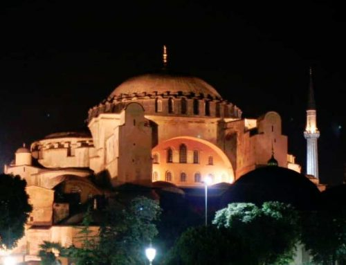 Encyclical from Archbishop Elpidophoros and the Holy Eparchial Synod on Hagia Sophia