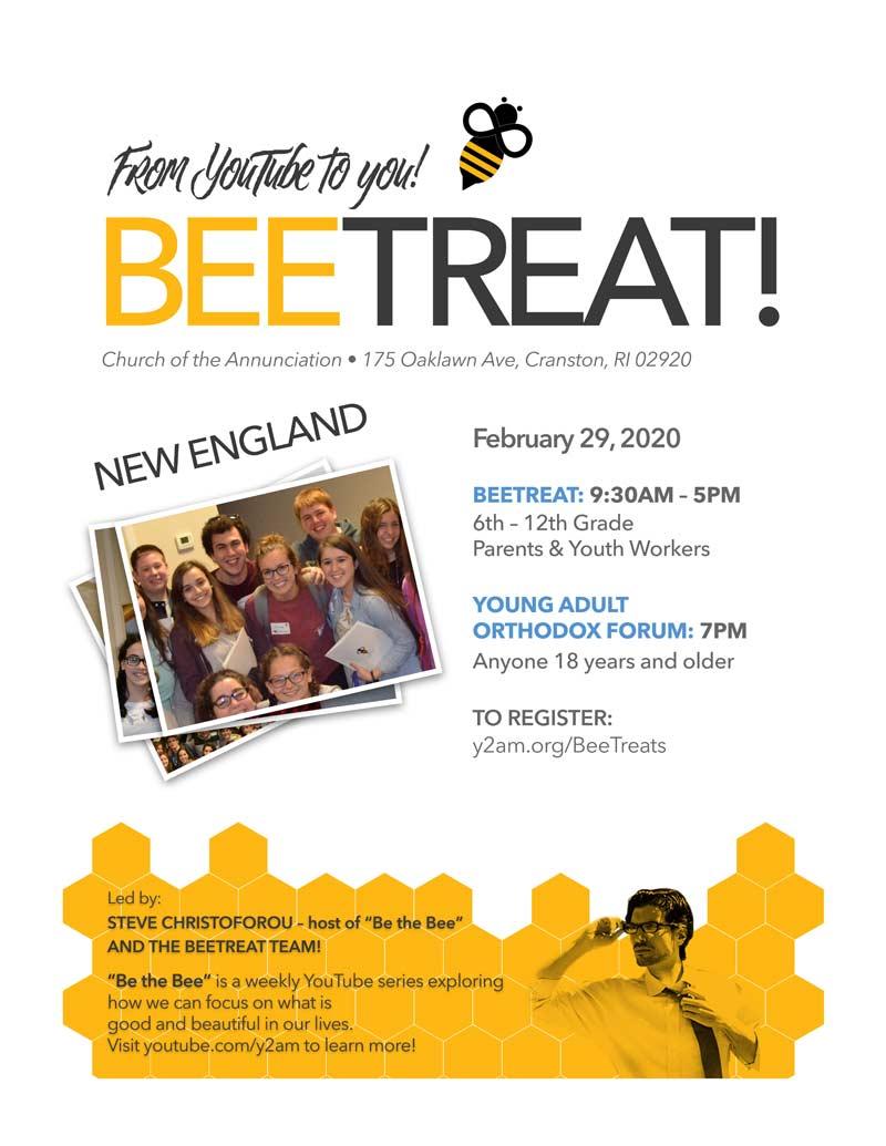 Beetreat New England 2019