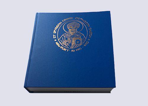 St Spyridon Centennial Album