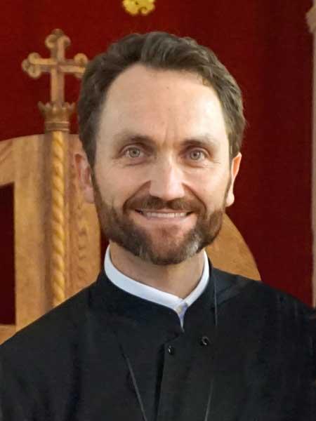 Fr. Aaron Walker