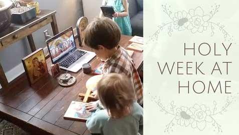 Holy Week Kits