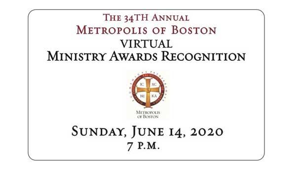 2020 Metropolis Ministry Awards