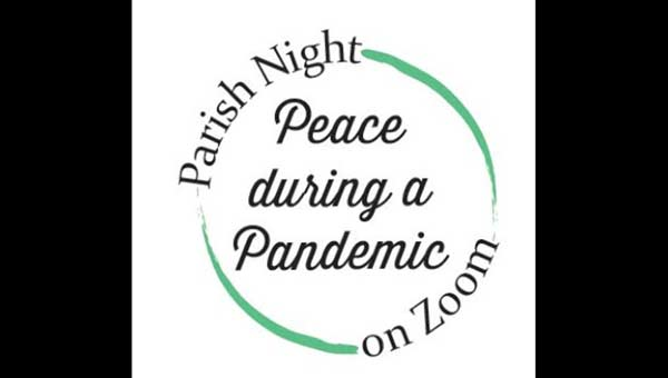 Peace during a pandemic