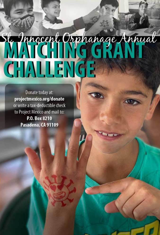 St Innocent Orphanage Matching Grant