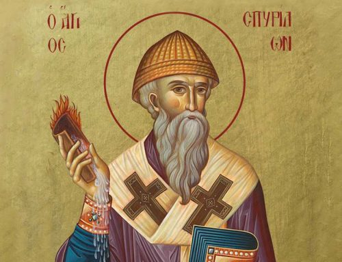 Feast Day of St Spyridon